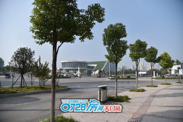 汉旺世纪城投资新建的青少年宫科技馆