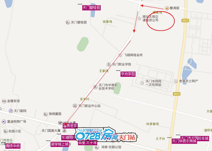 11路公交线路图