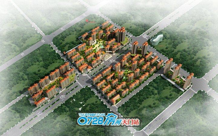 冠南汇侨城:居优质户型,享健康生活