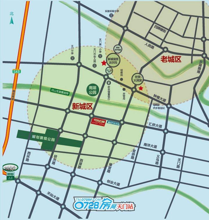 鑫龙中央公园