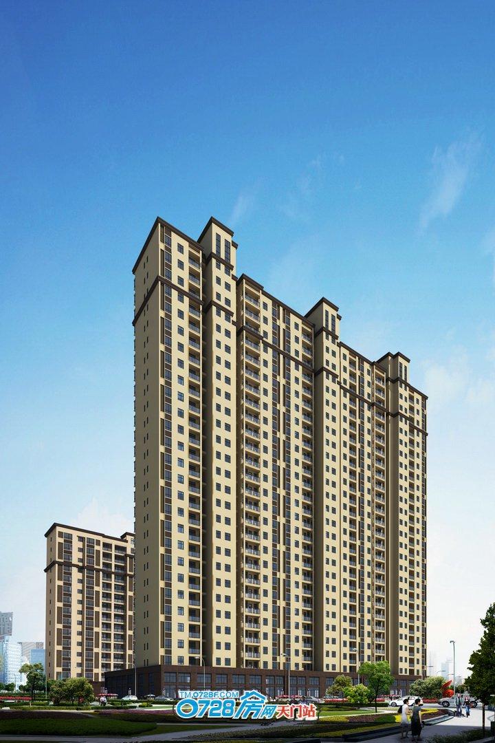 北湖轩雄踞天门城北核心区,执手城北新城,该项目位于学院路与北湖路交汇处