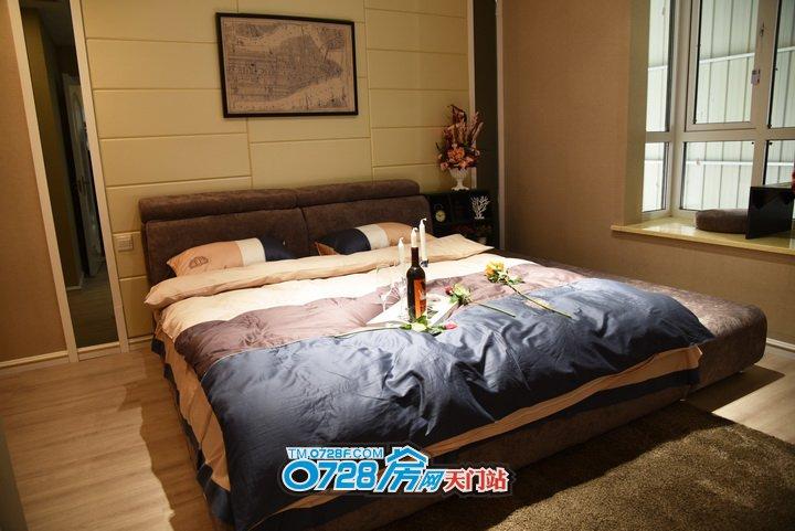卧室是主人的私密空间,是在繁忙疲惫的生活工作之后,令心神得到释放调整的最佳区域