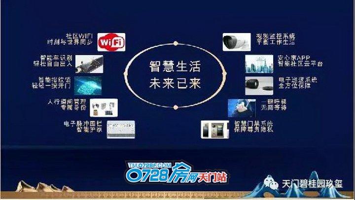 碧桂园玖玺:智慧生活5.0,亲启天门新人居!