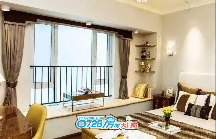 碧桂园·玖玺:yj140户型大飘窗设计,为生活增添灵动空间!